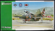 Special Hobby Models 1/32 NORTH AMERICAN T-2 BUCKEYE Camouflaged Trainer