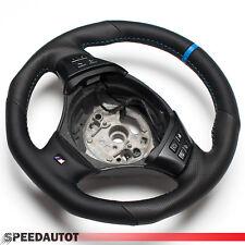Aplati Volant en Cuir M BMW E92,E93 Neuf Recouvert de Similicuir 3-375-E90-1