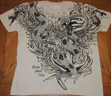 NEW 'Gadsens Rattlers' T-Shirt- 7.62 Design Military Mens Tee-XL-Closeout Price!