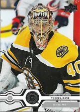 Boston Bruins - 2019-20 Series 1 - Complete Base Set Team (7)