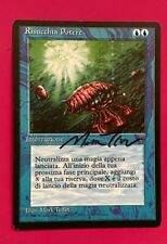 Mana Drain  Legends Italian  NM/M MTG