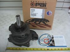 Water Pump for Cummins L10E M11 ISM. Excel# 181821E Ref# 3803403 3882670 2882144