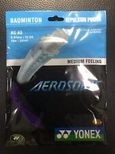 Genuine Yonex AEROSONIC BG AS Badminton String Purp/Pink (1 Pack) US-SameDayShip