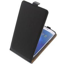 Funda para Asus Zenfone 3 Max ZC520TL Tipo Flip Funda Protectora con Tapa Negro