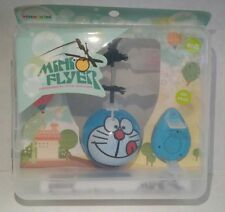 Doraemon Mini Flyer Infrared Saucer Blue Cat Motion Remote Control Helicopter