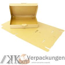 500x SCATOLA Spedizione Cartone Lettera 350 x 250 x 20 mm post scatola grande Cartone Lettera