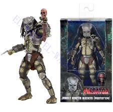 NECA 30th Anniversary Predator Jungle Hunter Masked Prototype Action Figure