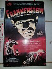 "Sideshow Universal Studios Monsters Frankenstein 12"" Action Figure NEW IN BOX"