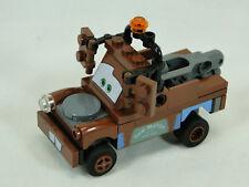 Lego Disney Pixar Cars - 8201 Hook Mater komplett