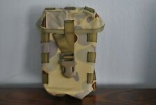 2 x Australian Army Crossfire Utility Pouch Medium DPPD MOLLE Brand New.