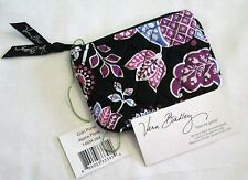 Vera Bradley ALPINE FLORAL Coin Purse CASE Lipstick COSMETIC for PURSE Tote  NWT