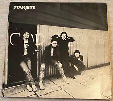 STARJETS - GOD BLESS STARJETS (RARE UK ALBUM WHITE LABEL PRESSING)