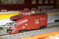 MTH O scale Premier snow plow # 20-98219 New in box Road New York Central