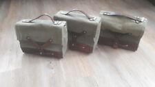 1 Stück Magazintasche Schweizer Armee gebraucht Sattlerarbeit