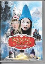 DVD ZONE 2--LE ROYAUME DE GLACE - LES AVENTURES DE LA POUDRE MAGIQUE