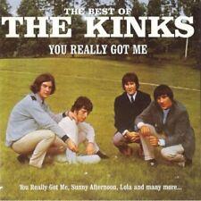 CD de musique compilation The Kinks