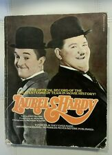 Laurel and Hardy by John McCabe and Al Kilgore (1976, Paperback) - 1500 Photos!!