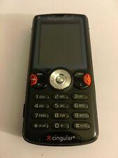 Sony Ericsson W810i Cingular phone vintage used