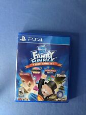 PS4 - Hasbro Family Fun Pack (Ubisoft, 2015) CIC