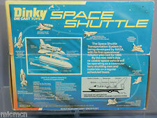 VINTAGE DINKY TOYS MODEL No.364    NASA SPACE SHUTTLE     MIB