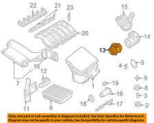 BMW OEM 99-02 Z3-Mass Air Flow Sensor 13621432356