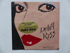 DIANA ROSS Muscles 2c008 86609 aVEC STICKER juke box