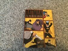 Batman: The Animated Series - Vol. 4 (DVD, 2005, 4-Disc Set) Free Shipping!