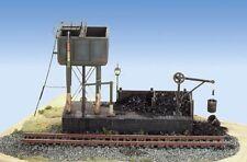 Ratio 206 Lineside Locomotive Servicing Depot N Gauge Plastic Kit Tracked48 Post