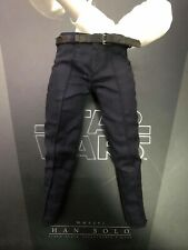 1/6 Hot Toys MMS261 Han Solo Star Wars A New Hope Pants & Belt for Action Figure