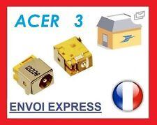 Connecteur alimentation dc jack power socket Acer E-machines E520