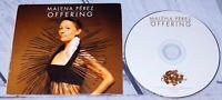 Malena Perez - Offering CD Album Cubinata Groove 2014