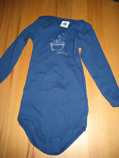 Petit Bateau Body bébé 74 cm 12 M garçon boy Body junge bébé baby