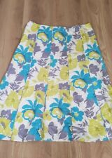 Ladies Per Una Skirt Size 20 (Fully Lined)