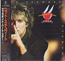 ROD STEWART - VAGABOND HEART TOUR -  JAPAN IMPORT NTSC LASERDISC