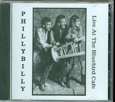 RARE CD  PHILLYBILLY Live at Bluebird Cafe Kacey Jones Rich Fagan Joe Collins