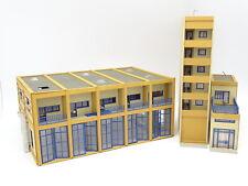 Divers 1/87 HO - Caserne Pompiers - Garages - Bâtiment d'habitation