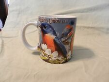 Missouri Souvenir Ceramic Coffee Cup With State Bird and Map (M)