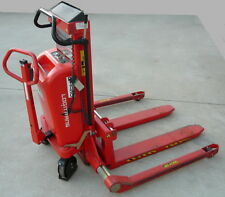 Logitrans 1000kg Electric Manual Pallet Stacker Wheelchair Lift Conversion