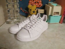 Adidas Originals Stan Smith Sneaker Low White Green M20324 Size 7 Men's NW