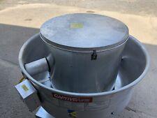 CaptiveAire High Preasure Upblast Exhaust Fan Nca14Hpfa Captive Aire