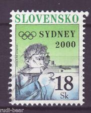 Slowakei Nr.  372  gest.  Sportschießen  Olympische Sommerspiele    -2