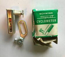 "NOS SCHWINN Sprint 26""  BICYCLE CYCLOMETER PART No.02 810"
