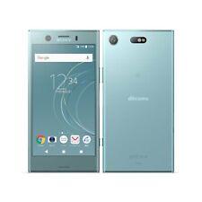 Xperia XZ1 compatto SO-02K Horizon Blu 32GB DoCoMo Smartphone Android sbloccato
