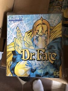 Mezco - One:12 - Dr. Fate - Unopened - Mint PX - In Hand - Cmb Ship