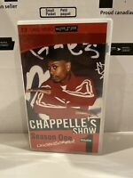 Chappelle Show Season 1 Uncensored Vol 1 Umd Movie Sony PSP PlayStation Portable