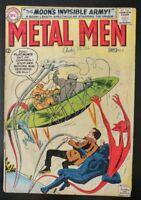 METAL MEN #3 (1963 DC Comics) ~ LOW GRADE Book