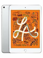 Apple iPad Mini 5 Tablet 64GB  WiFi Silver MUQX2LL/A