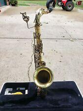 Selmer Bundy II tenor Saxophone /w a  Mouthpiece 1971 Mark VI