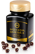MOXXOR Green Lipped Mussel Oil Omega 3 Non Gmo Better Than Fish Oil USA SELLER