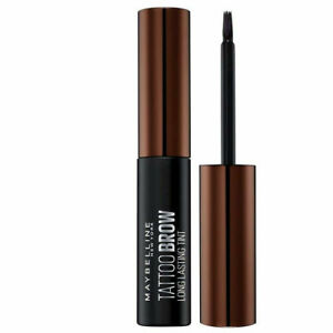 Maybelline Tattoo Brow Easy Peel off Tint Gel Eyebrow - Dark Brown